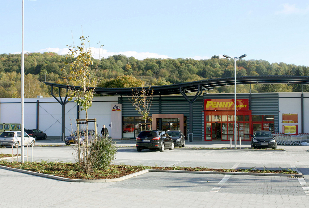 Fachmarkt-Center, Birkenfeld